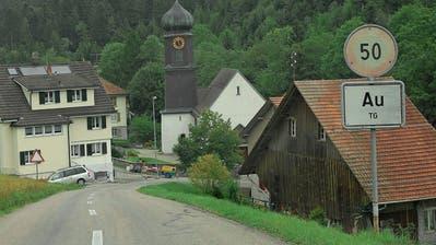 Ein Beispiel im Hinterthurgau: Das Dorf Au bei Fischingen soll so erhalten bleiben.