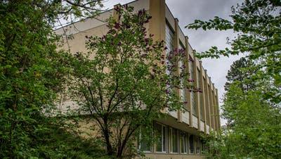 Die ehemalige Talmud-Schule an der Sackweidstrasse im Obernau. (Bild: Boris Bürgisser (Kriens, 1. Mai 2020))
