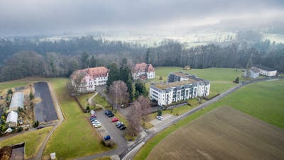 Das Alterszentrum Kappelhof in Wittenbach. (Benjamin Manser)
