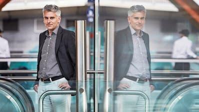 Ueli Stückelberger ist Direktor des Verband öffentlicher Verkehr (VöV). (Jakob Ineichen)