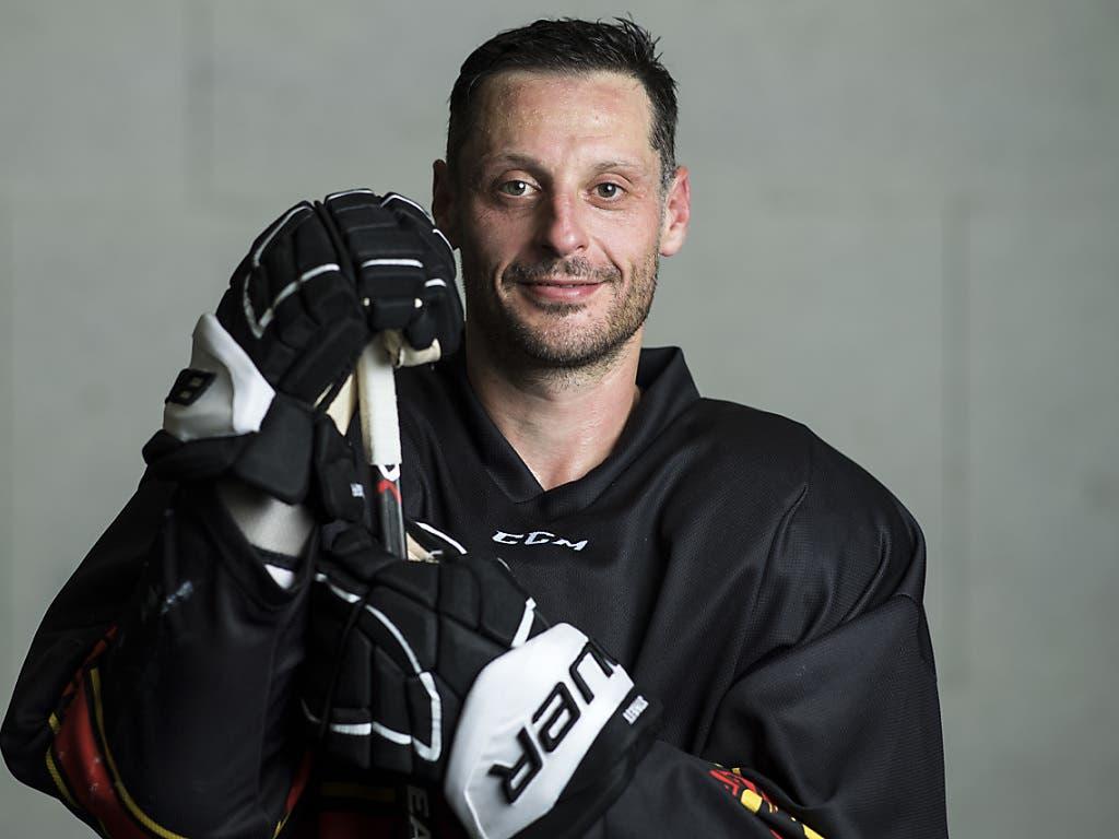 Der Schweizer Stanley-Cup-Sieger Mark Streit gehört für die IIHF ins Schweizer All-Time-Team