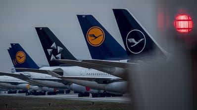 Lufthansa bestätigt Verhandlung über Rettungspaket von 9 Milliarden