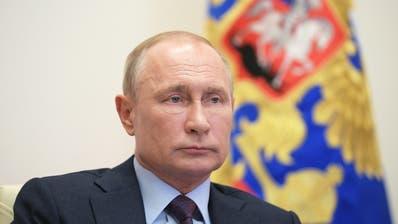 Putin, der gar nicht so starke Mann: Vor 20 Jahren kam er an die Macht – und ist jetzt überfordert mit dem Virus