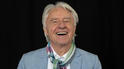 Erst letztes Jahr wurde Emil vom Luzerner Regierungsrat offiziell für sein Lebenswerk ausgezeichnet. (Bild: Keystone)
