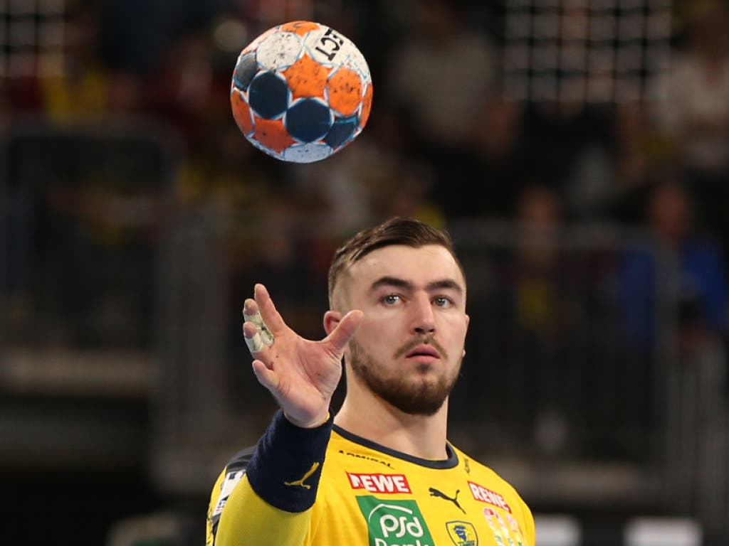 Im Handball dagegen kann eine solche Regel natürlich nicht gelten