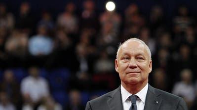 Turnierdirektor Roger Brennwald hofft auf eine zeitnahe Entscheidung, ob die Swiss Indoors Basel 2020 durchgeführt werden können. (Bild: Keystone)