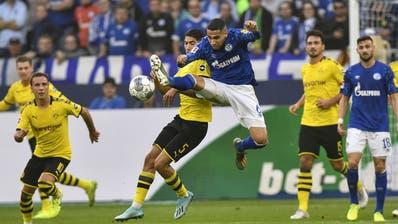 Am 16. Mai geht die Bundesliga nach der Coronakrise wieder los. Und erst noch mit einem echten Knaller: Dem Revierderby zwischen Dortmund und Schalke. (Keystone)