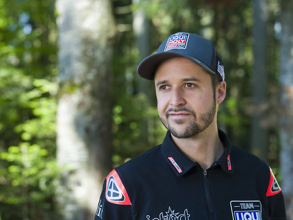«Zu trainieren und sich fit zu halten, ohne das Datum des nächsten Rennens zu kennen, war anfänglich nicht einfach», sagt Tom Lüthi