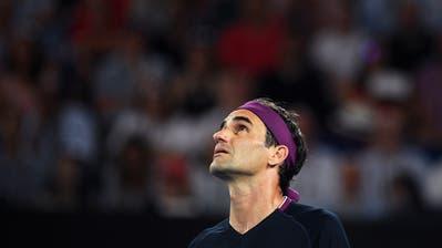 Roger Federer macht sich für eine Fusion der WTA und der ATP ein, der Profi-Vereinigungen der Frauen und Männer. (Bild: Keystone)