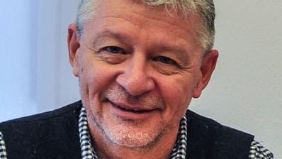 Der Eschliker Gemeindepräsident Hans Mäder stellt sich der Wahl zum Wiler Stadtpräsidenten. (Olaf Kuehne)