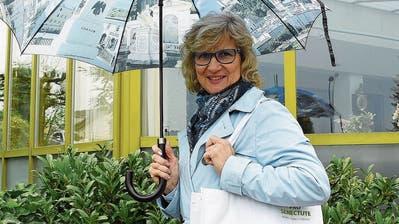 Sie lässt die Sulger Seniorinnen und Senioren nicht im Regen stehen