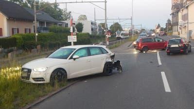 Der Unfall ereignete sich an der Kreuzung Neumühle-/Sommeristrasse. ((Bild: PD))