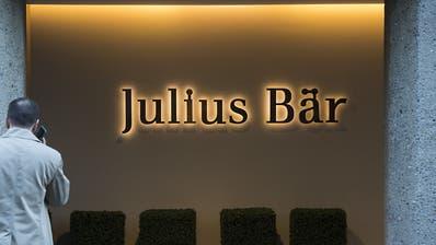 Finma untersucht weiteren Geldwäschereifall bei Julius Bär