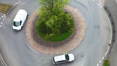 Ältester Urner Kreisel in Altdorf wird für 1 Million Franken saniert