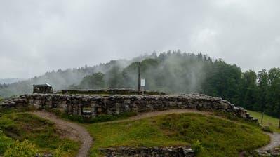 Wandertipp: Im Wind und Regen um den Schauenberg