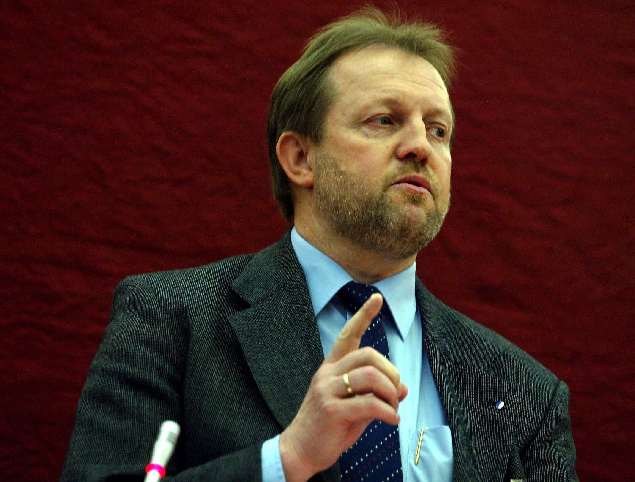 Von 2003 bis 2010 war Albert Vitali Fraktionspräsident der kantonalen FDP im Grossen Rat.