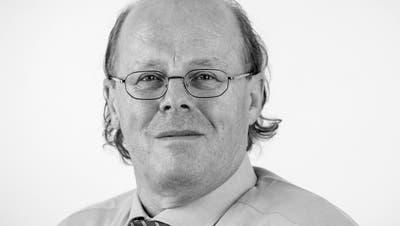 «Tagblatt»-Stadtredaktor Reto Voneschen. (Bild: Hanspeter Schiess)