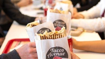 Expansionshunger: Die französische Kette Tacos Avenue hat in der Schweiz grosse Pläne. (Zvg)