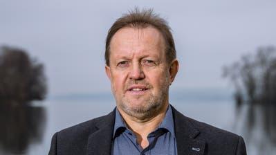 FDP-Nationalrat Albert Vitali. (Bild: Philipp Schmidli (Sursee, 23. Dezember 2017))