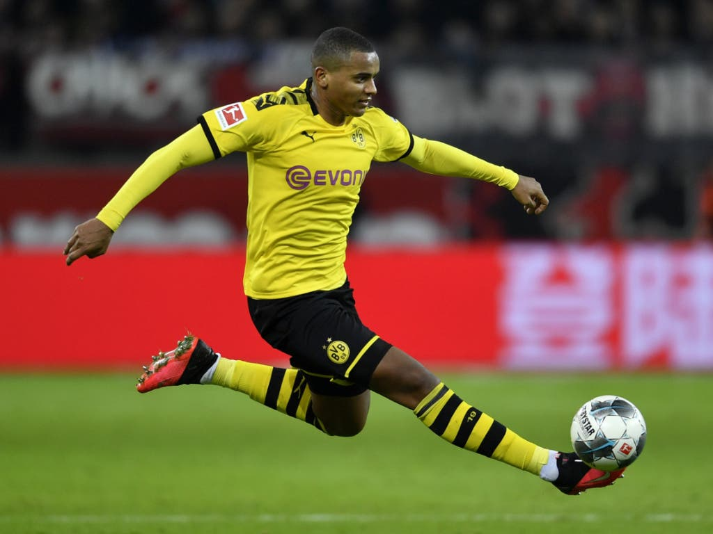 Manuel Akanji schlug die Flanke zu Dortmunds Siegestor