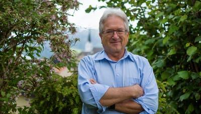 Matthias Rhinerwohnt seit 1994 in Oberegg: «Ich bin fest integriert hier.» (Bild: Claudio Weder (Oberegg, 9. Juni 2020))