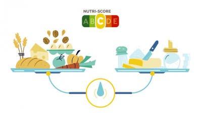 Migros und Coop starten im August eine Testphase mit dem Nutri-Score. (BLV)