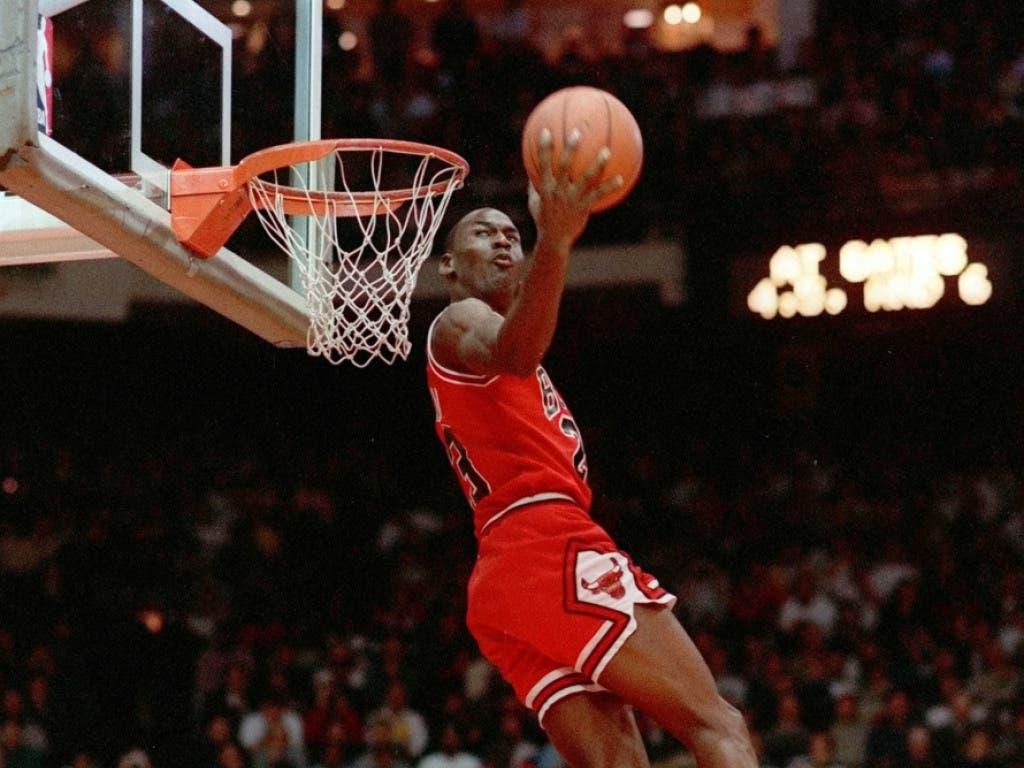 Seine Sprungkraft und Athletik machten ihn zu Michael «Air» Jordan