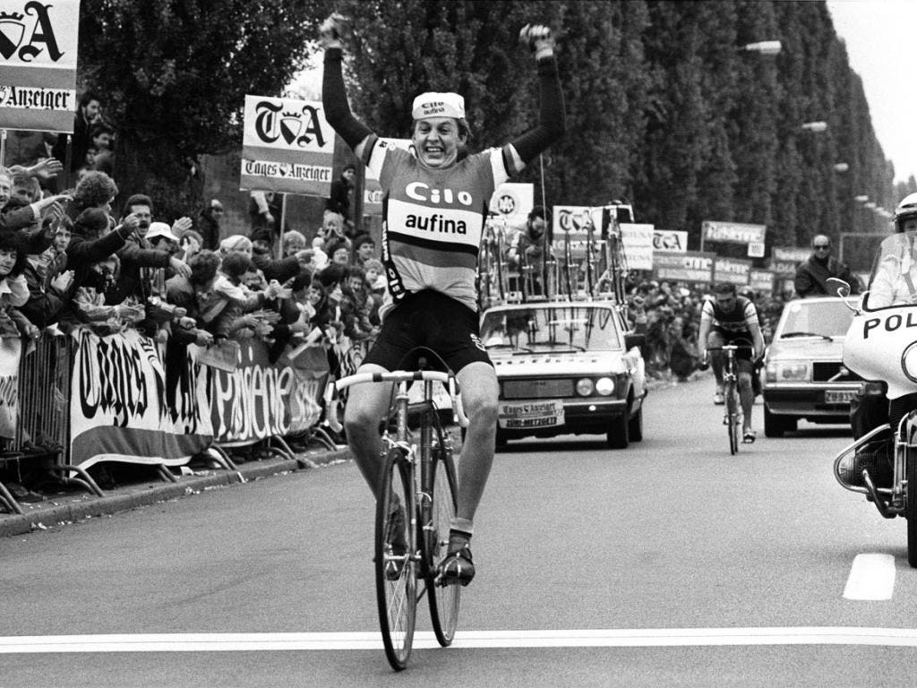 Ebenfalls 1981 gewann Beat Breu die Züri-Metzgete