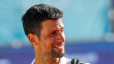 Novak Djokovic war in Belgrad zu Tränen gerührt. (Bild: Facebook/Adria-Tour)