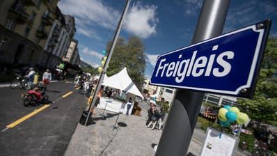 Letzter Abschnitt des Luzerner Veloweges «Freigleis» wird Anfang Juli eröffnet