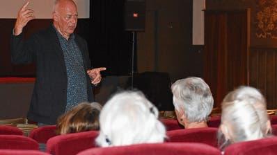 Wege, die das Leben nimmt: Regisseur Thomas Lüchinger stellt seinen neusten Dokumentarfilm vor