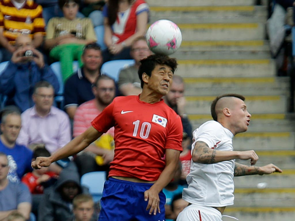 Morganella hatte mit seinem Tweet die Südkoreaner beleidigt: Er war frustriert, weil die Schweiz das Gruppenspiel 1:2 verloren hatte