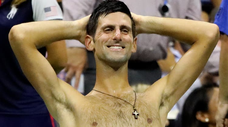 Novak Djokovic gewann die US Open bisher drei Mal. (Bild: Keystone)
