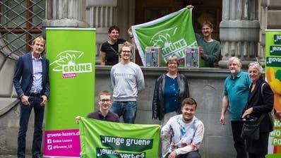 Stadt Luzern soll grüner werden