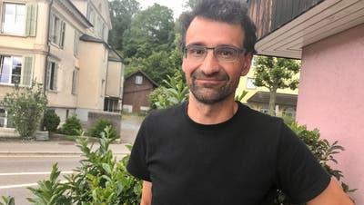 Der bisherige Flawiler Schulrat Marco Lüchinger will Gemeinderat werden. Bild: Andrea Häusler