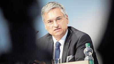 CVP-Gesundheits- und Sozialdirektor Guido Graf will bis mindestens 2025 Regierungsrat bleiben. (Bild: Jakob Ineichen (Luzern, 31. März 2020))