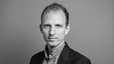 Reporter Andreas Maurer. (Sandra Ardizzone)