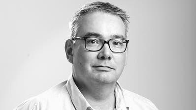 Harry Ziegler. (Bild: Stefan Kaiser)