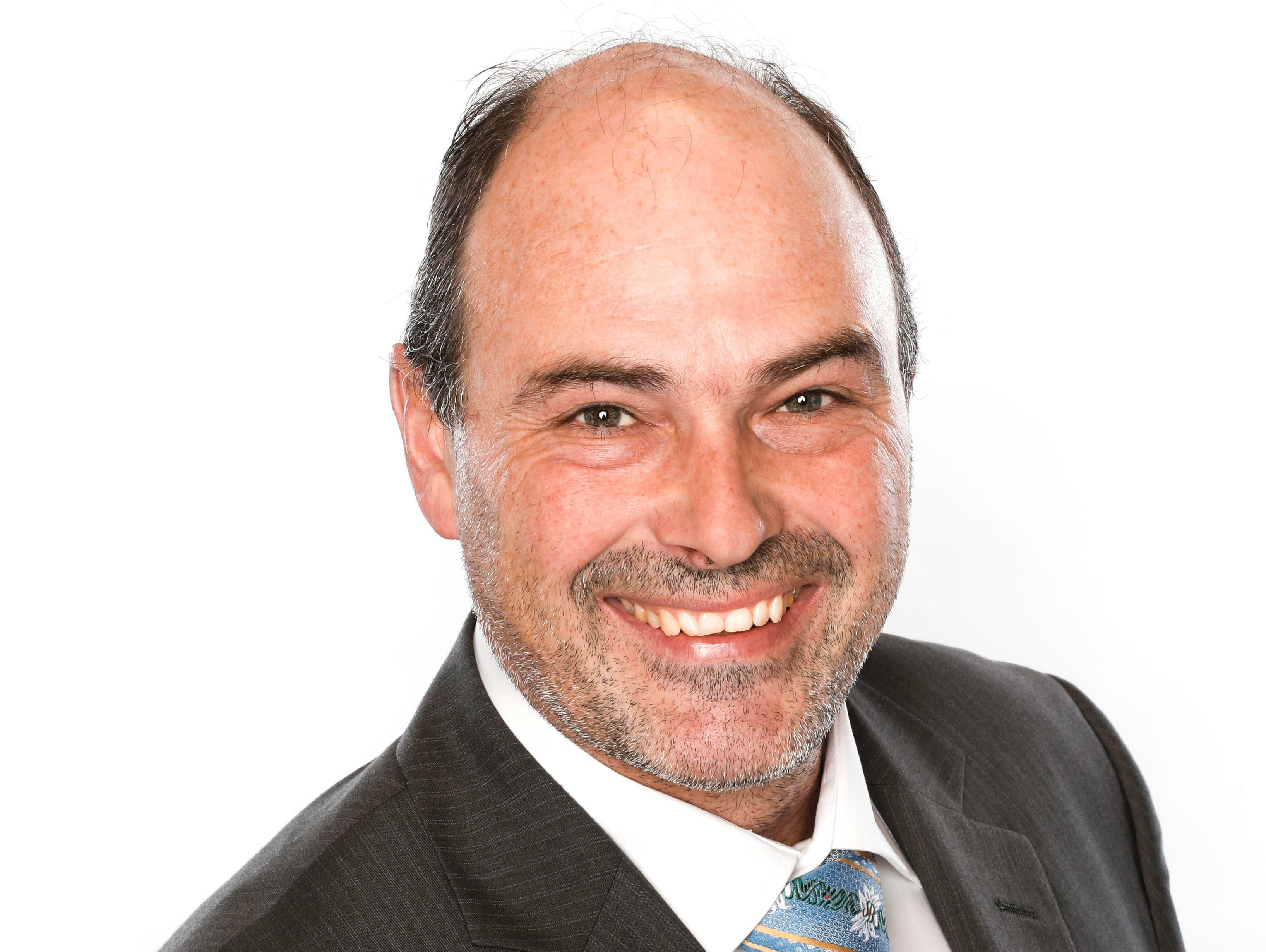 Gewählt mit 454 Stimmen: Josef Schnider, SVP