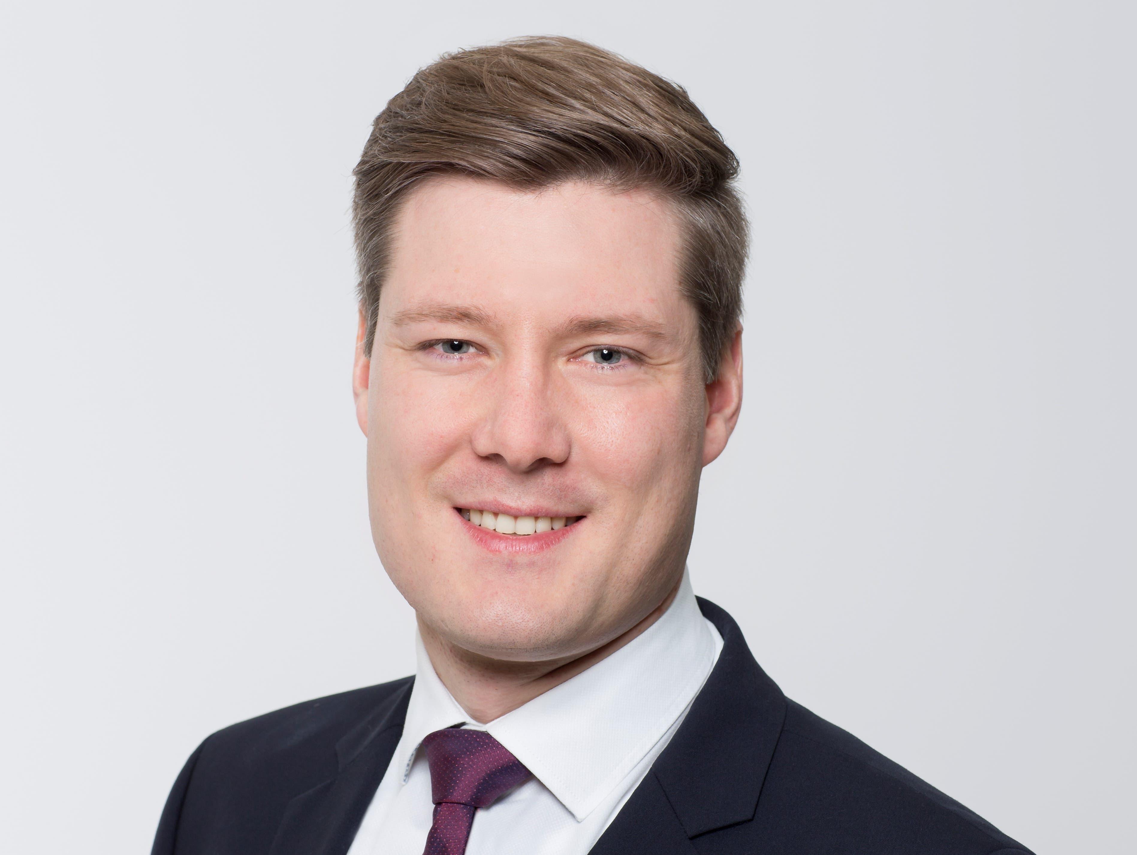 Nicht gewählt mit 379 Stimmen: Andreas Böhm, parteilos
