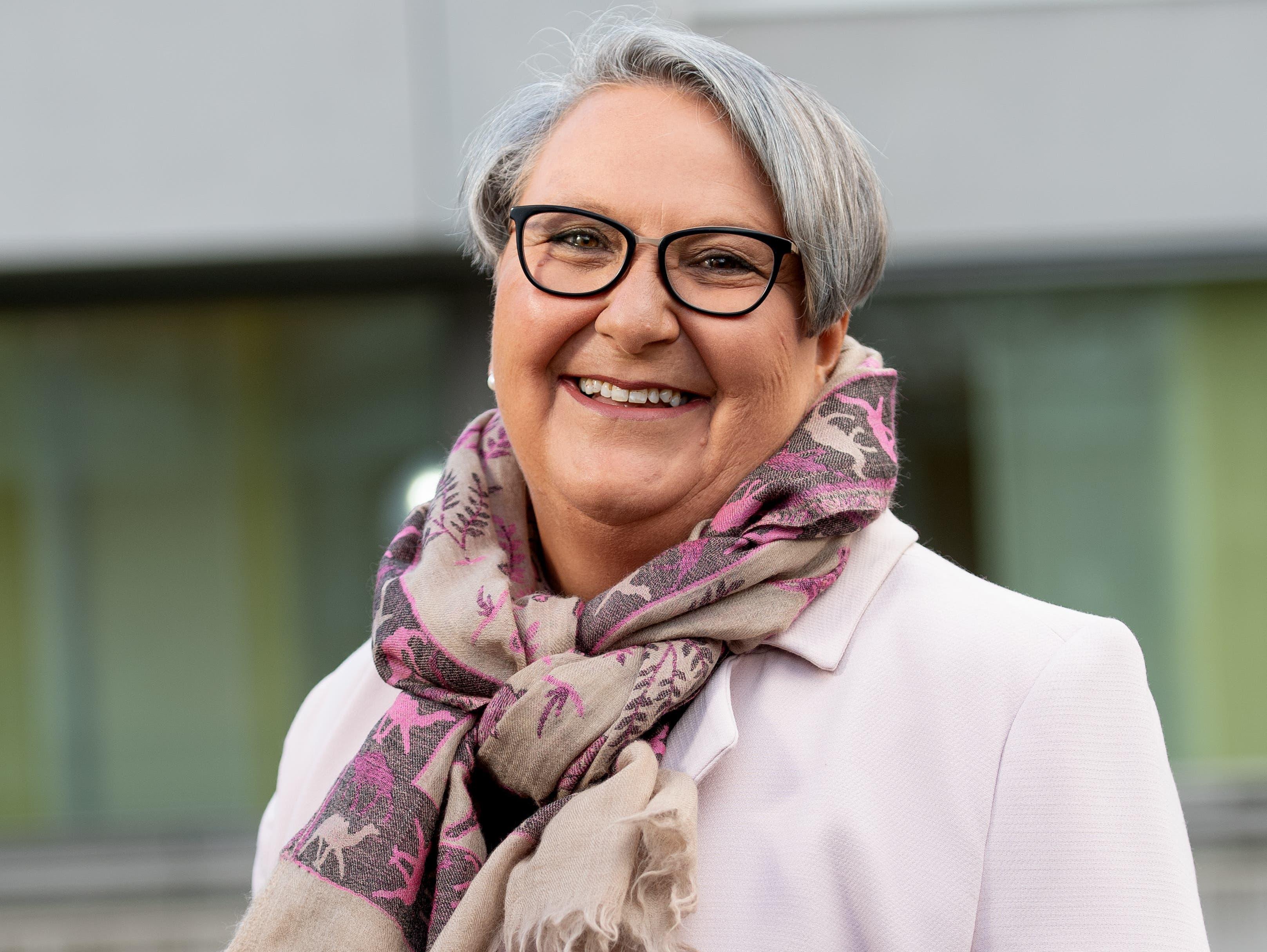 Nicht gewählt mit 1'087 Stimmen: Marianne Wimmer-Lötscher, SP
