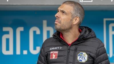 Geht's weiter aufwärts mit dem FCL unter Trainer Celestini? (Bild: Urs Flueeler / KEYSTONE (Luzern, 6. Juni 2020))