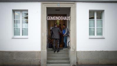 Der Gemeinderat Walzenhausen erstattete Anzeige gegen Hanspter Züst. (Bild: APZ)
