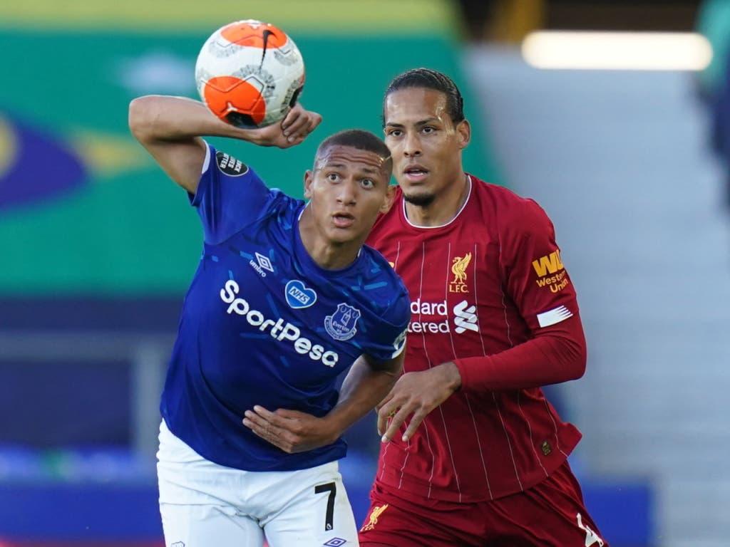 Liverpool vermochte im Stadtderby gegen Everton nicht zu überzeugen