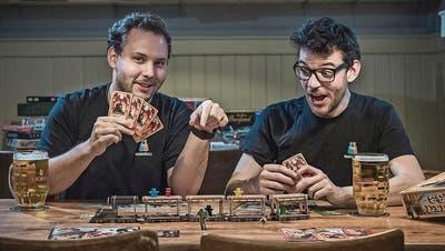 Brettspielabende in Luzern: Vor fünf Jahren machten die «Mannsgöggeli» ihr Hobby zum Event