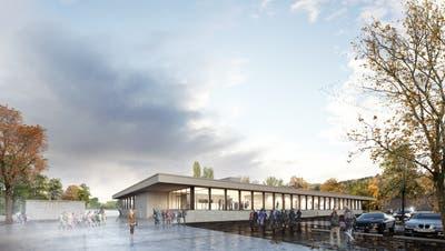 Jetzt kann bei der Planung fürs Hallenbad weitergemacht werden. (Illustration: PD)