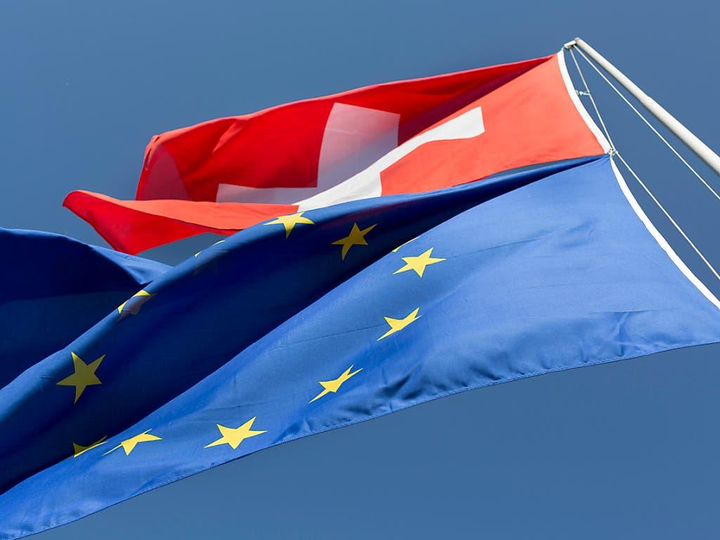 Die Begrenzungsinitiative der SVP stellt das Verhältnis der Schweiz zur EU auf die Probe. Bundesrat und Sozialpartner lehnen das Volksbegehren ab.