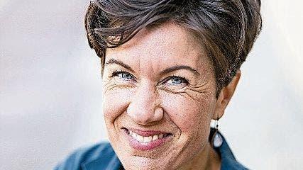 Nathalie Schmid lässt sich vom Mundartwort Gorps zu einer makabren Geschichte inspirieren