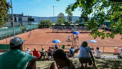 Ein Bild der Interclub-NLA-Finalrunde 2018 in Zürich. (Daniela Frutiger/Freshfocus)