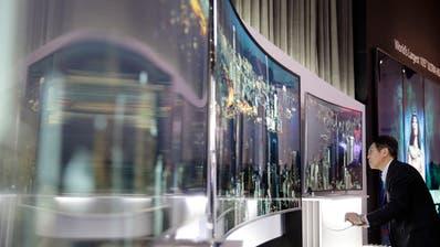 Ultra HD ermöglicht eine höhere Bildqualität. Auch die SRG will umstellen. (Keystone)